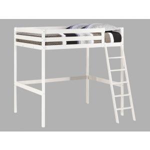 Lit mezzanine blanc 140 - Comparer 27 offres 241a20fe4235