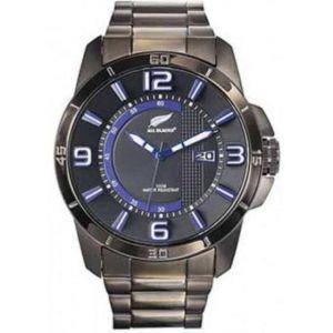 All Blacks 680290 - Montre pour homme avec bracelet en acier