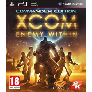 XCOM : Enemy Within Edition Commander [PS3]
