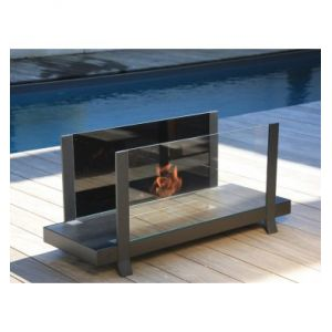 Neoflame Fire Bench S-Luxe Sublima - Cheminée bio éthanol