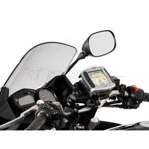 Sw-motech Support GPS QUICK-LOCK noir Honda CB 1300 03-09