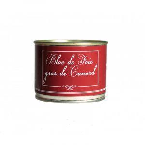 Halte Gourmande 3 Blocs de foie gras de canard avec morceaux 200g