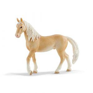 Schleich Jument Achal-Teke Horse Club Figurine, 13911, Multicolore