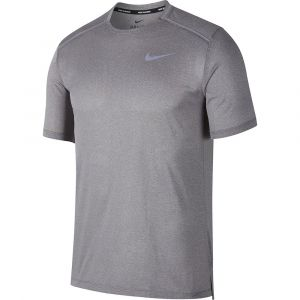 Nike Dry Cool Miler M vêtement running homme Gris/argent - Taille S