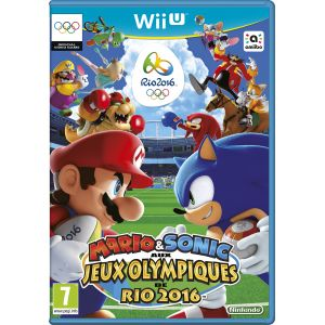 Mario & Sonic aux Jeux Olympiques de Rio 2016 [Wii U]
