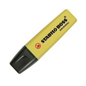 Stabilo Boss Original Pastel jaune