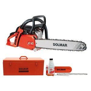 Dolmar PS420SCKIT38 - Tronçonneuse thermique avec coffret et accessoires