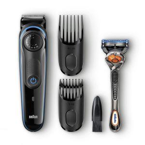 Braun BT3040 - Tondeuse a barbe précision