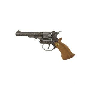 Schrödel Pistolet en métal et plastique : Scorpion Antik (8 coups)