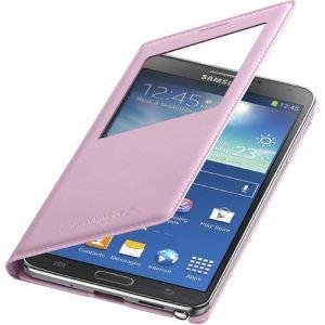 Samsung SAMTACGS00591 - Étui ''clear cover'' pour Galaxy Note 3