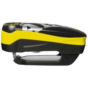 Abus Bloque disque Detecto 7000 RS1 jaune / noir avec alarme