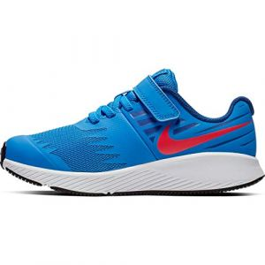 Nike Chaussures sport Star Runner PSV à lacets et scratch Bleu - Taille 31