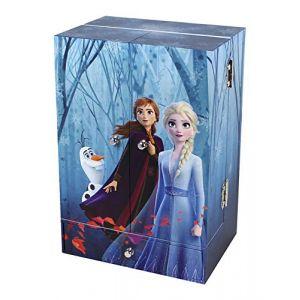Trousselier Coiffeuse musicale La Reine des Neiges 2 (Frozen 2)