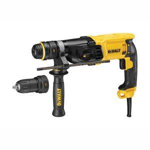 Dewalt D25134K - Perforateur SDS-Plus 26 mm filaire 800W