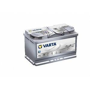 Varta Batterie F21 Start & Stop Silver Dynamic AGM 80 Ah - 800 A