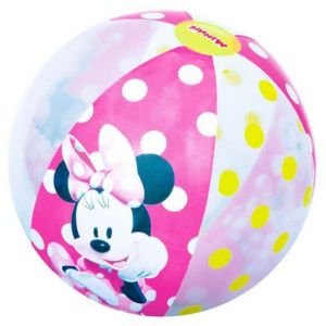 Bestway Ballon Gonflable Minnie Diamètre 51cm