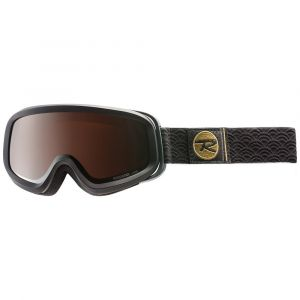 Rossignol Masques de ski Ace Hp Cylindrical - Black - Taille Multilayer Silver Mirror/CAT3