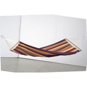 Amazonas Hamac à barre Brasilia (310 x 140 cm)