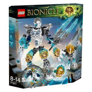 Lego 71311 - Bionicle : Kopaka et Melum : La fusion