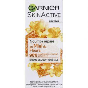 Garnier Crème de jour soin miel - SkinActive - Le tube de 50 ml