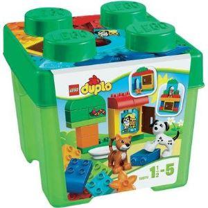 Lego 10570 - Boîte de briques et d'animaux