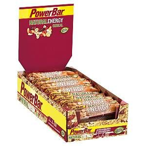 Powerbar 24 x Natural Energy Cereal Bar 40 g