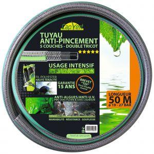 Cap Vert Tuyau tricoté TSF 19 50 m 27 bar