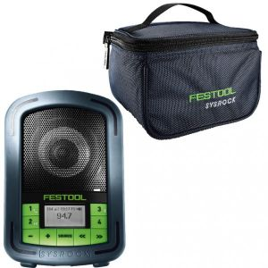 Festool 200183 - Radio de chantier Sysrock BR10 Bluetooth
