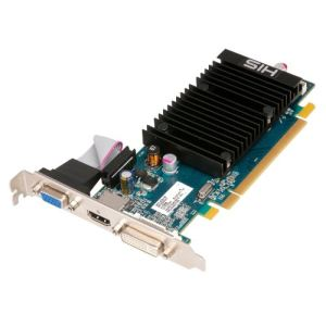 HIS H545HR1G - Carte graphique Radeon HD 5450 Silence 1 Go DDR3 PCI-E 2.1