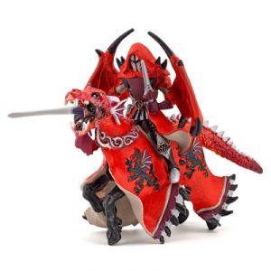Papo 36010 - Figurine Chevalier ailé et son cheval