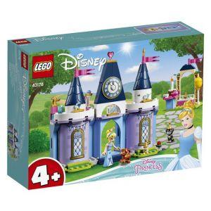 Lego Disney Princess 43178 La célébration au château de Cendrillon
