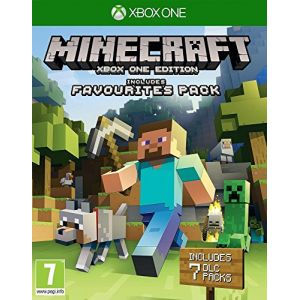 Minecraft - Favorites Pack Edition [XBOX One]