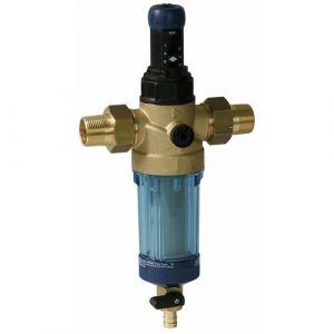 Polar Filtre à tamis inox 20x27 et 26x34 avec réducteur de pression intégré - FR20CLMAX