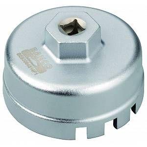 Bahco Clé pour filtre à huile, Toyota, Lexus, Subaru, Daihatsu 4 cylindres (1,8 à 2L) - BE63064514F1