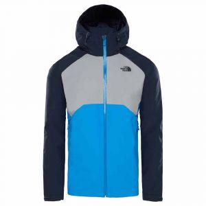 The North Face Stratos veste imperméable Hommes bleu gris T. L
