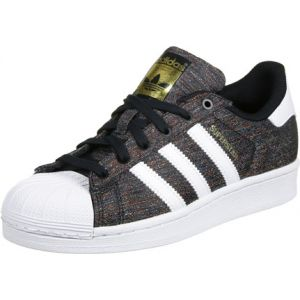 Adidas Superstar Core Junior Noire Noir 37