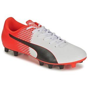 Puma EVOSPEED 5.5 TRICKS FG Chaussures de foot à crampons black/white/red blast