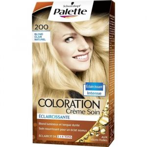 Saint Algue Palette - Coloration Permanente - Blond Clair Naturel 200