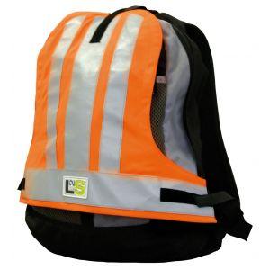 L2S Couvre-Sac VisioBag - Orange Fluo
