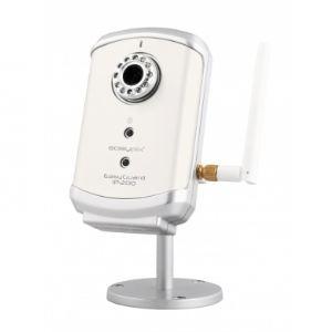 easypix easyguard ip200 cam ra de surveillance ip sans fil wifi comparer avec. Black Bedroom Furniture Sets. Home Design Ideas