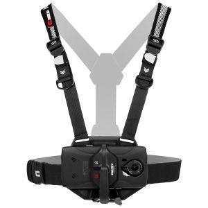 Crosscall X-Chest - Harnais de fixation avec technologie X-LINK pour Action-X3, Core-X3 et Trekker-X4