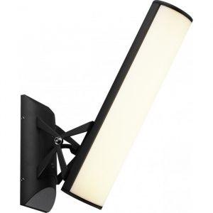Globo Lampe d'extérieur OSKARI LED Gris, 1 lumière Extérieur OSKARI