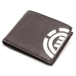 Element Portefeuilles Daily Wallet - Bear Brown - One Size