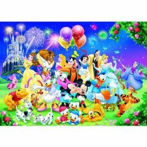 Nathan Puzzle Classique: La Famille Disney 1000 pièces