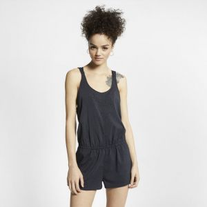 Nike Combishortà motif léopard Hurley Coastal pour Femme - Gris - Couleur Gris - Taille L
