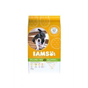 IAMS Puppy Junior Small Medium 3kg