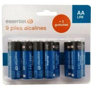 EssentielB Pile 9+3 AA LR06