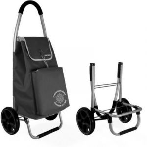 Yoko Chariot à courses Pousette de marche pliable avec sac