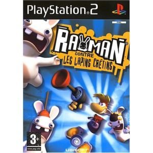 Rayman contre les Lapins Crétins [PS2]