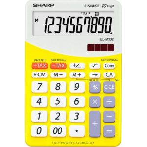 Sharp EL-M332 - Calculatrice de Bureau
